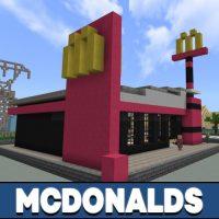 McDonalds Map for Minecraft PE